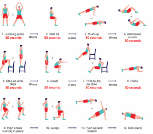 scientific 7 minute work-out